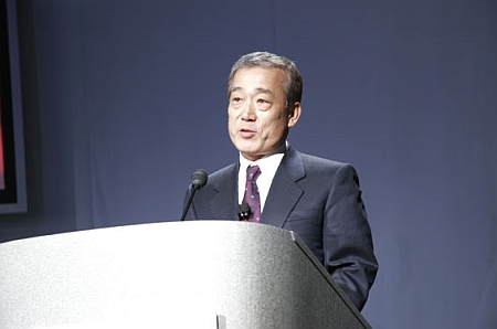 Honda president CEO