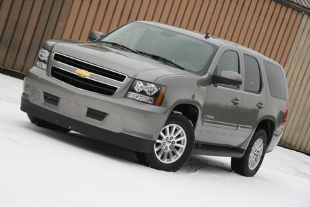In the AutoblogGreen Garage: 2008 Chevy Tahoe Two-Mode Hybrid
