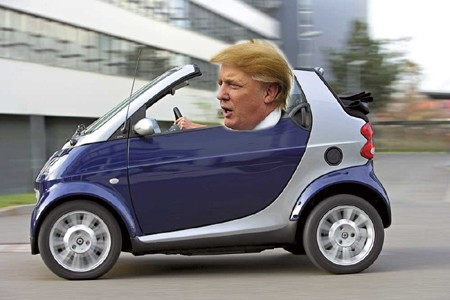 donald trump cars
