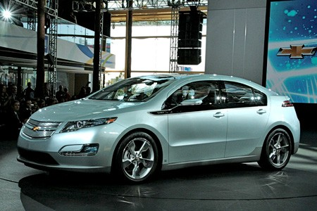 Gray Holden Volt Cars