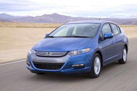 2010 Honda Insight Nice view