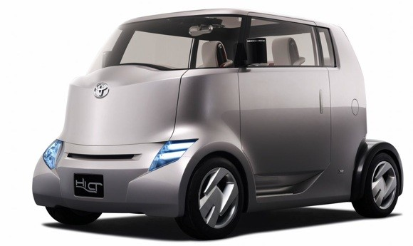 2009 Toyota Rin Concept Car Pictures