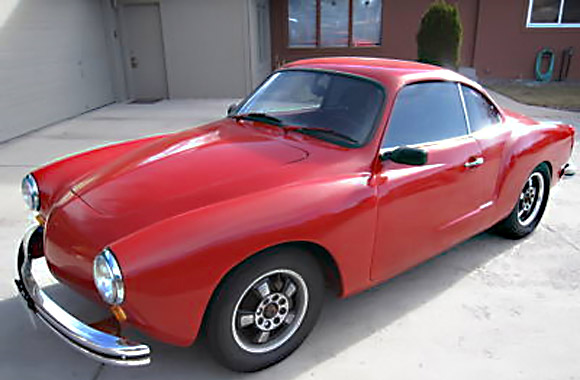 karmann ghia for sale. electric 1974 Karmann Ghia