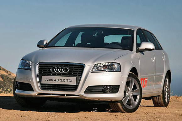 review 2010 audi a3 tdi diesel with a healthy dash of sport. Black Bedroom Furniture Sets. Home Design Ideas