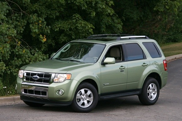 2010 ford escape hybrid gets upgraded battery and software. Black Bedroom Furniture Sets. Home Design Ideas