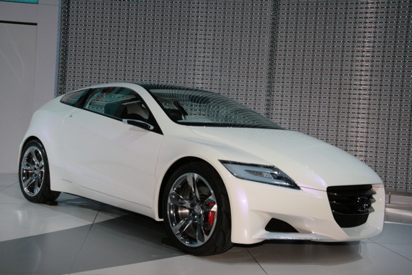 Honda CR-Z concept - click above for high-res image gallery