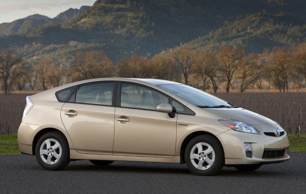 When Toyota redesigned the popular Prius hybrid for the 2010 model year,
