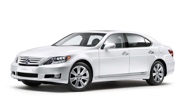 High price for a hybrid: Lexus sets MSRP for LS 600h at $108,800