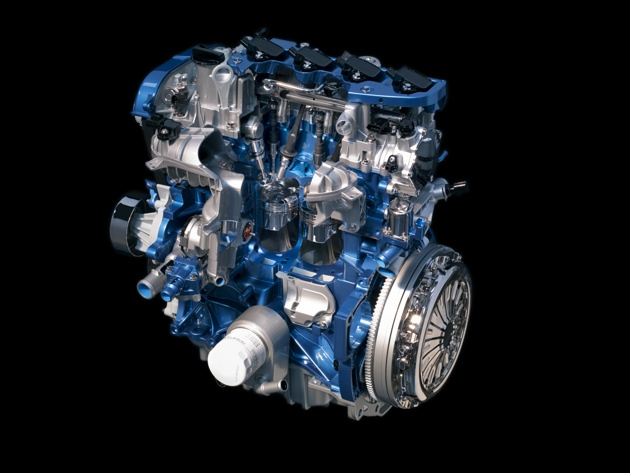 "Ford calls 1.6-liter EcoBoost engine a ""hero"""
