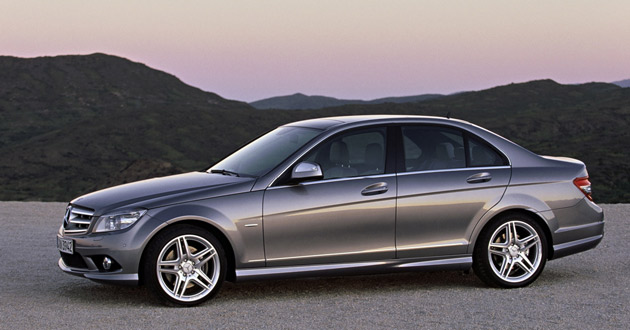 REPORT: Sagging SUV sales, weak dollar could bring Mercedes C-class production to U.S.