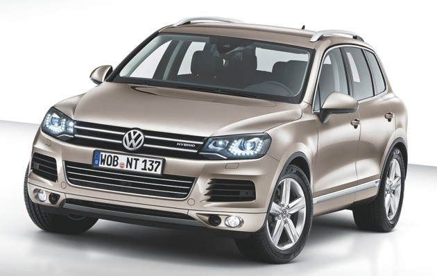 2011 Volkswagen Touareg Hybrid – Click above for high-res image