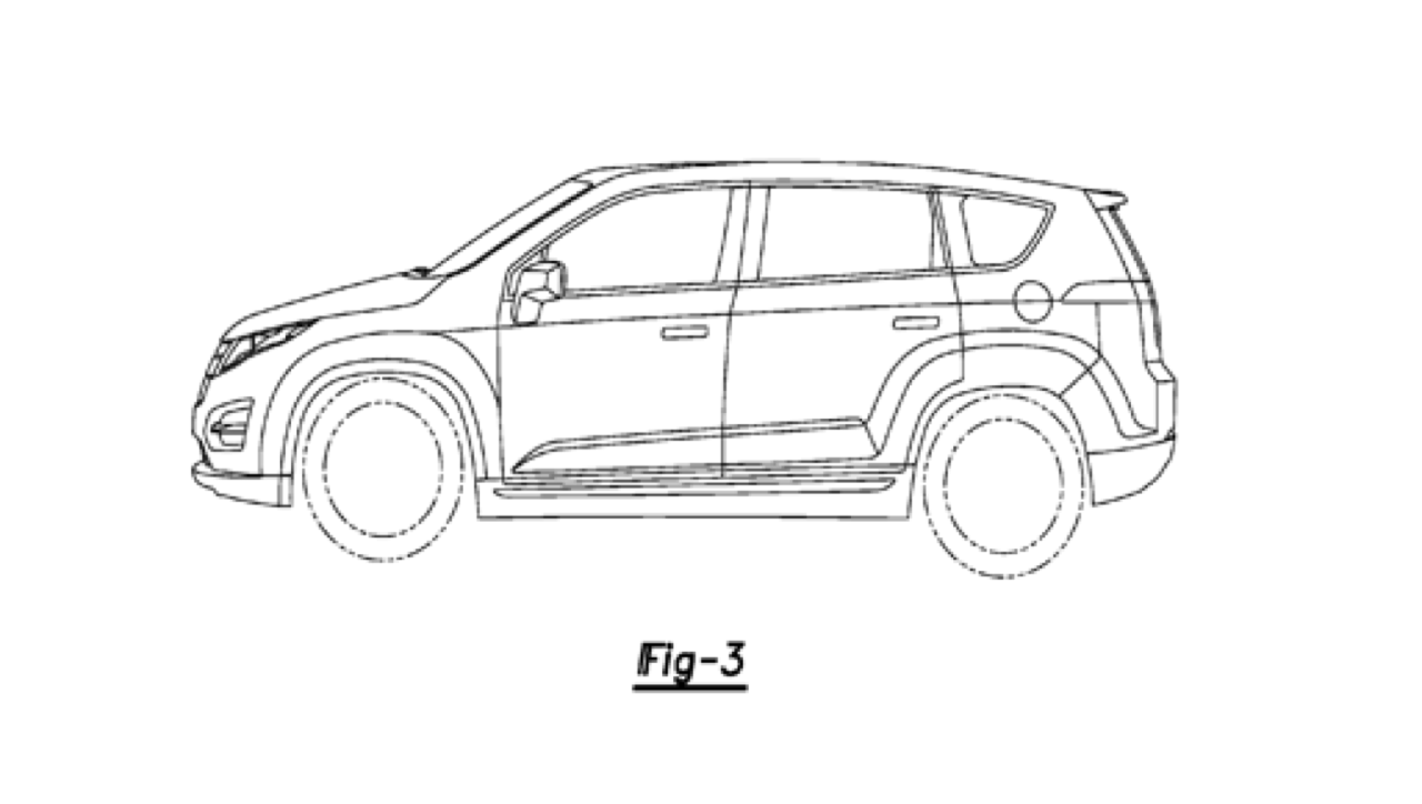 chevrolet voltec cuv design patent photo gallery