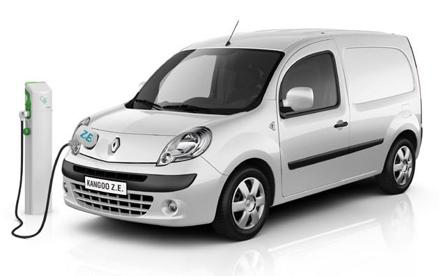 renault offers kangoo express z e at 20 000 battery. Black Bedroom Furniture Sets. Home Design Ideas
