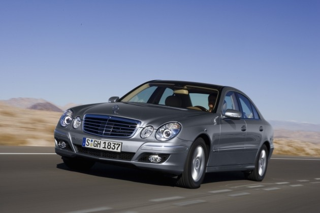 Mercedes-Benz E 200 NGT