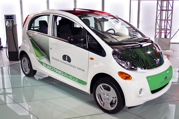 Mitsubishi i i-MiEV