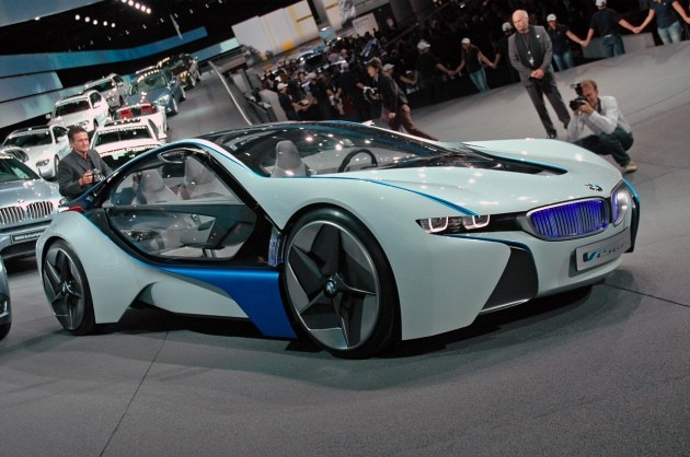 Rumormill: BMW&#8217;s production Vision Concept to be called i8