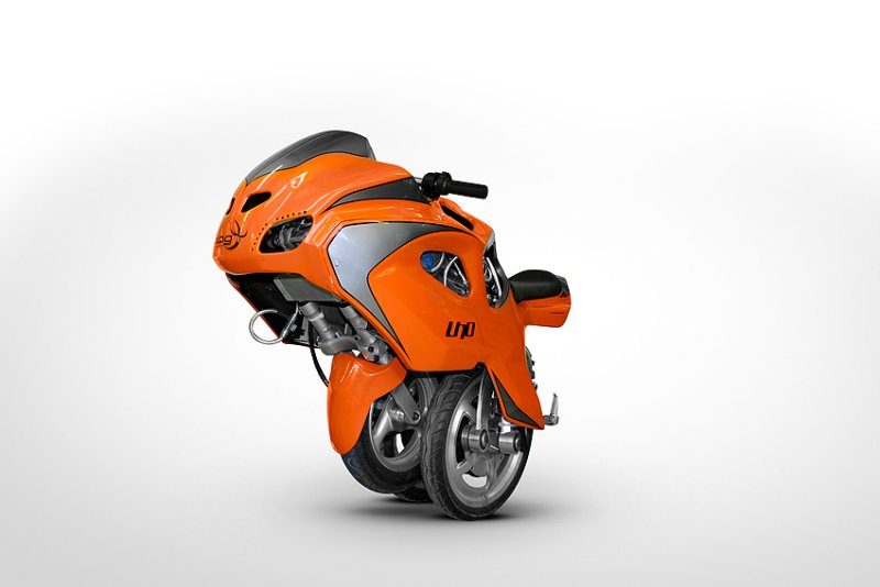 6 BPG debuts transforming Uno III electric scooter