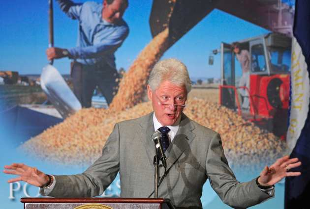 Clinton Agriculture Outlook