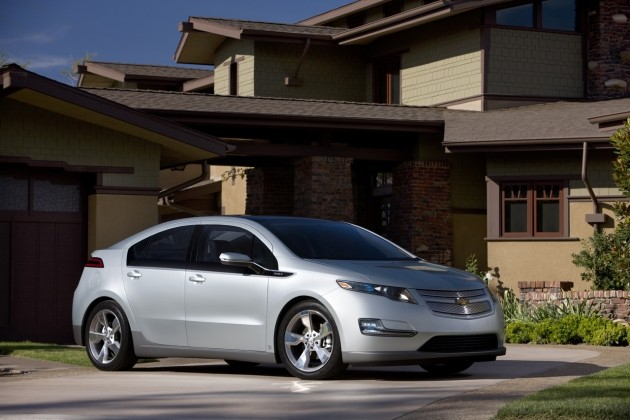 2011 Chevy Volt