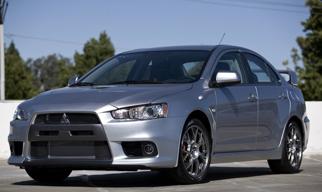 2008 Lancer Evolution X