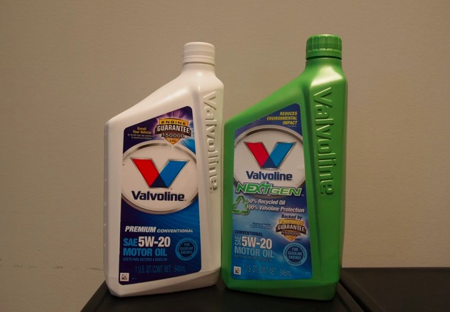 Valvoline introduces nextgen recycled motor oil now who for Motor oil disposal near me