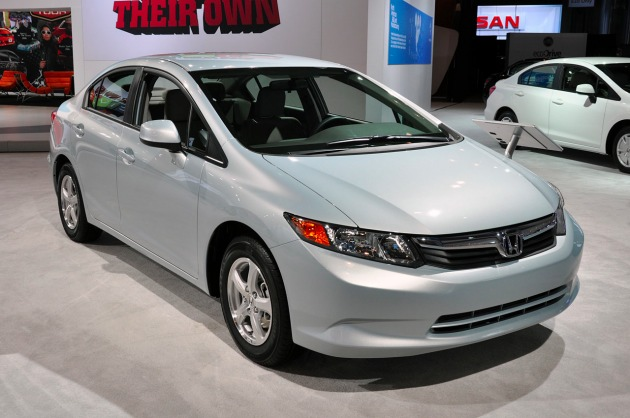 Green Car of the Year: Honda's Civic Natural Gas