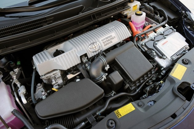 Toyota Targets 45 Thermal Efficiency For Engines In Next