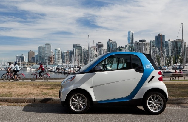 Daimler S Car2go Program Headed To Vancouver Bc