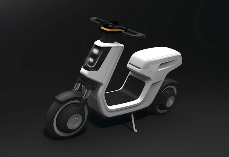 VW E-Scooter