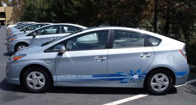 2010 Toyota Plug-in Prius prototype