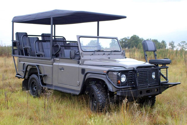 Axeon Land Rover Defender 110