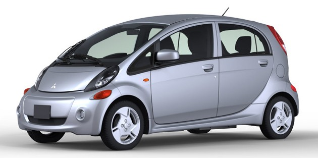 Mitsubishi i-MiEV
