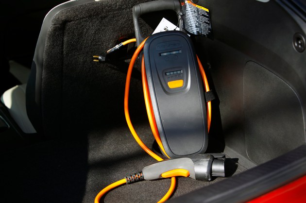 Chevy Volt Charging Cable