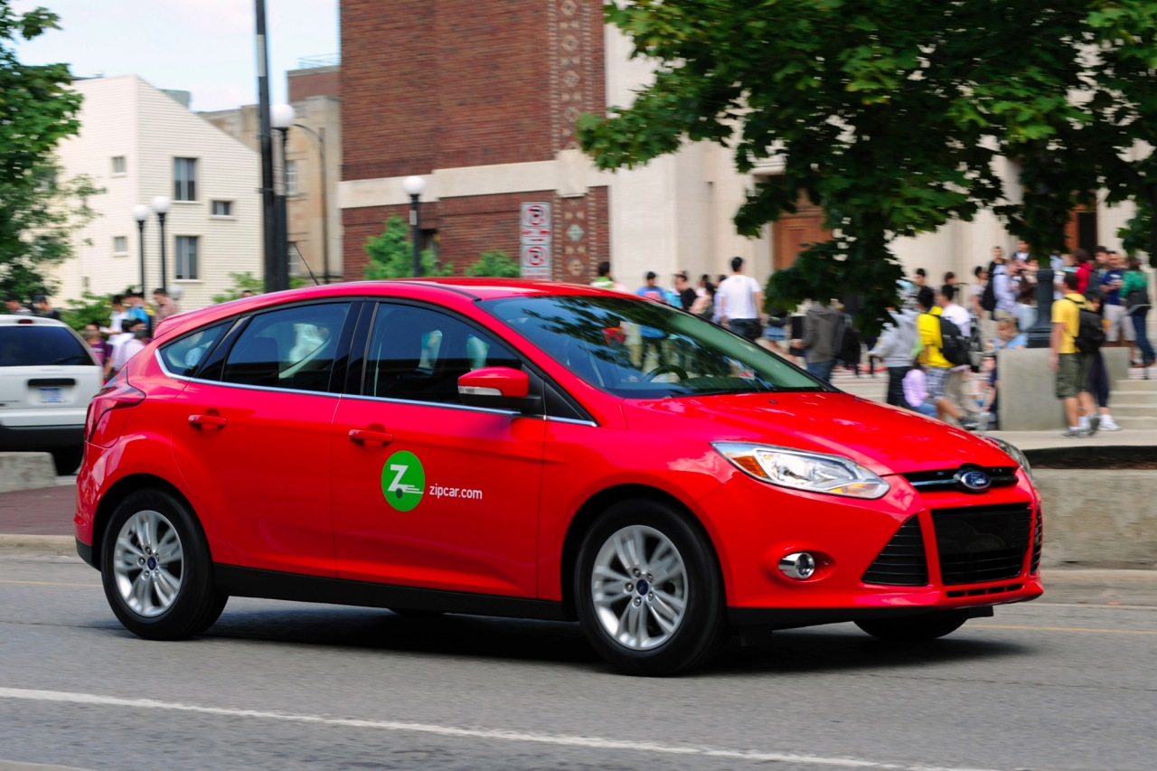 Ford Partners With Zipcar Photo Gallery Autoblog