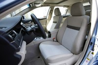2012 Toyota Camry Hybrid front seats