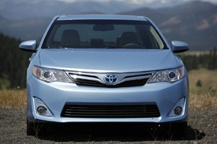 2012 toyota camry fog light assembly