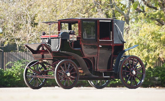 1899 Columbia Electric Landaulet