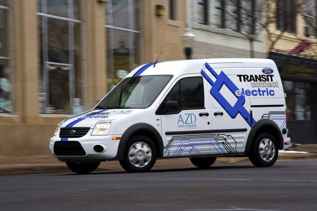 Transit Connect Electric