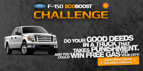 Ford F-150 EcoBoost Challenge winner averages 28.3 mpg