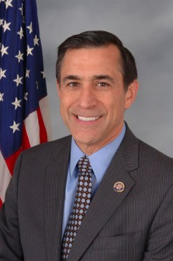 Rep. Darrell Issa (R-CA)