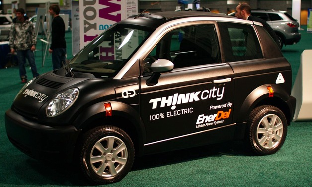 enerdel think city