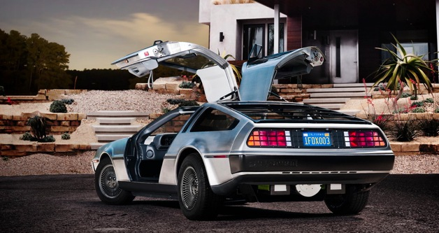 DeLorean Electric