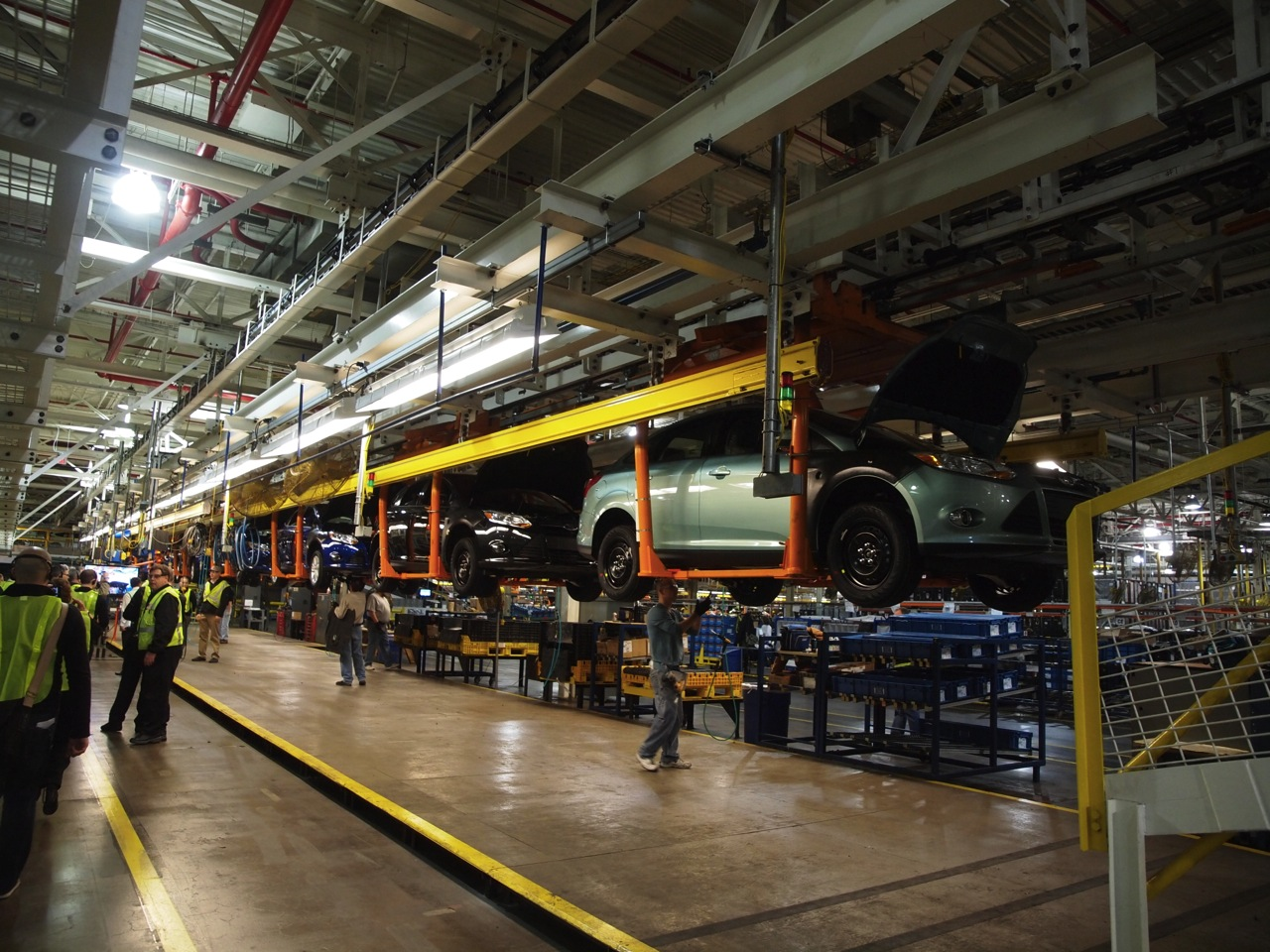 Ford focus assembly plants #2