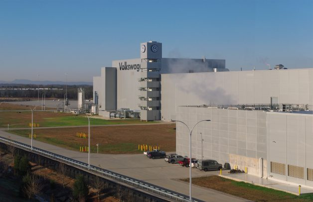 volkswagen chattanooga plant