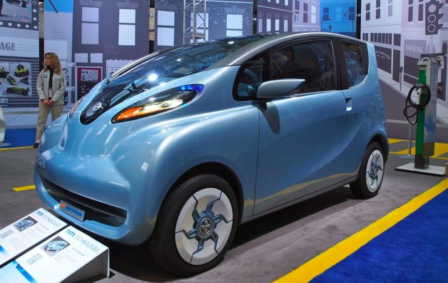 tata emo electric car