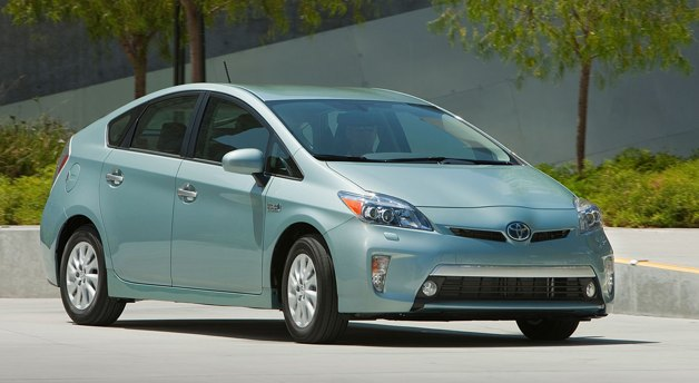 2012 prius plug-in hybrid