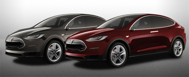 tesla model x s