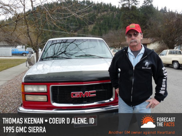 Forecast The Facts - 1995 GMC Sierra owner