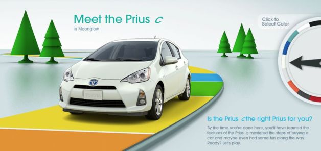 toyotas prius advertisement campaign essay Papers toyota prius a+  and second generation models of the toyota prius how well has toyota dealt with these factors  much effort on advertising this .