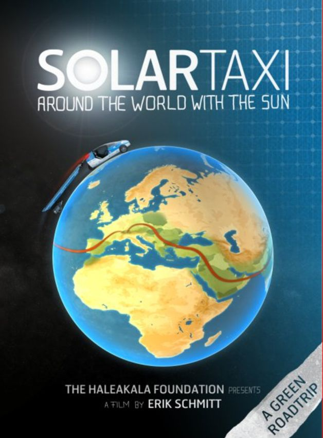 solartaxi dvd cover